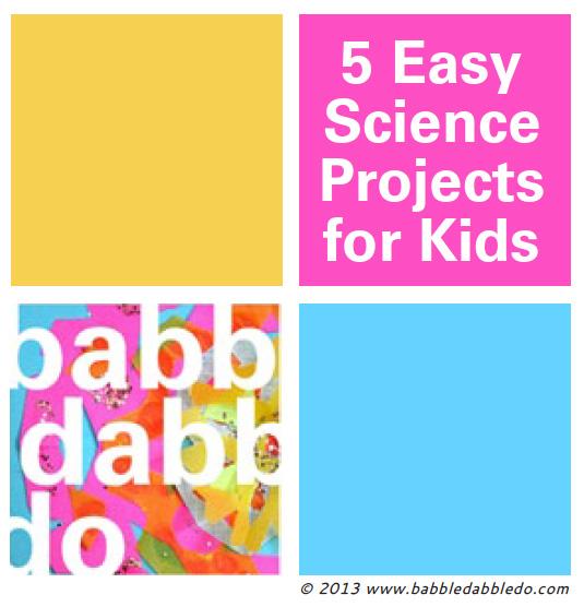 fun easy science projects grades 3 4 e book