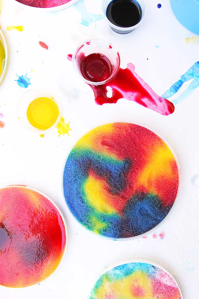 Coloring procesos