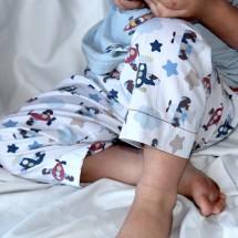 Upcycled PJ Pants