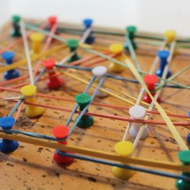 DIY Toy: Geo Boards