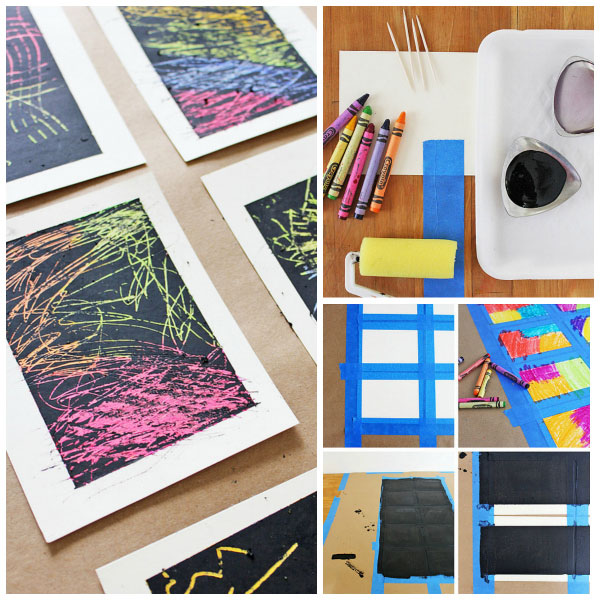 DIY-scratchboard-collage