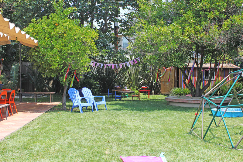 Princess Party Decor Backyard BABBLE DABBLE DO