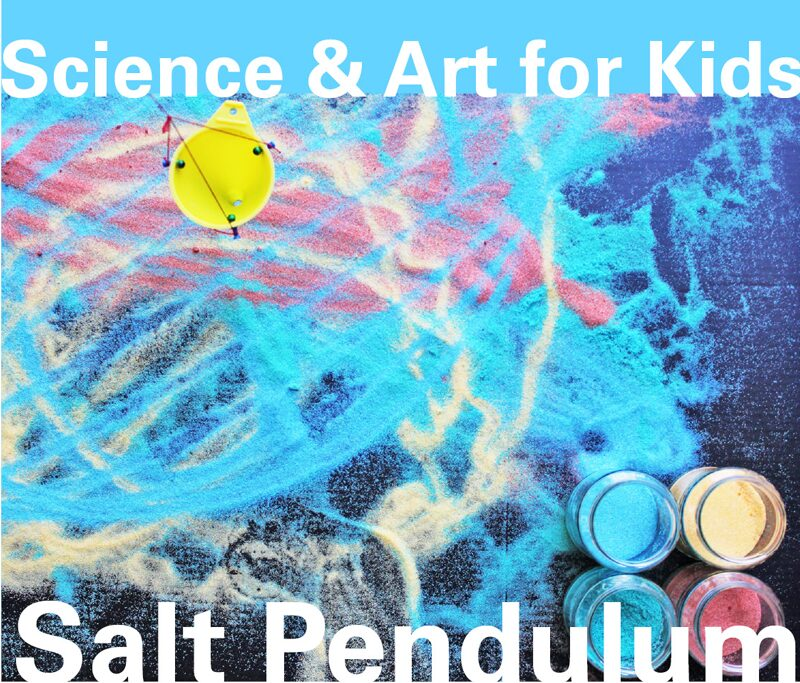 Science & Art for Kids: Salt Pendulum