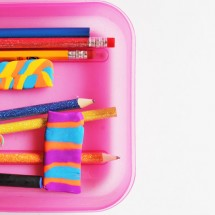 Back to School Art & Design Activity: DIY Erasers