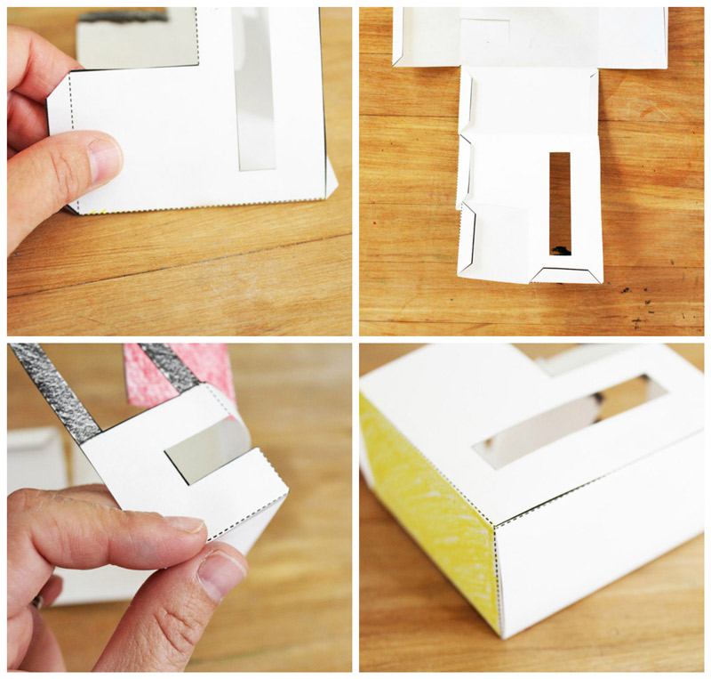 Fun Paper Craft For Kids 3 Templates PAPER HOUSES You Can Print