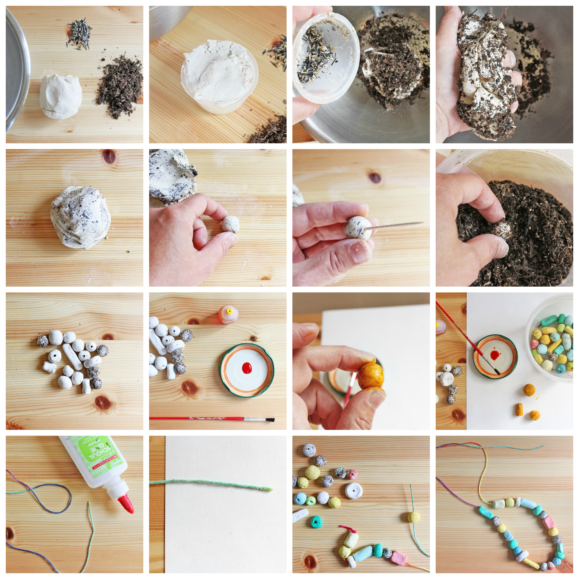 Science & Design for Kids: Seed Bomb Necklaces - Babble Dabble Do