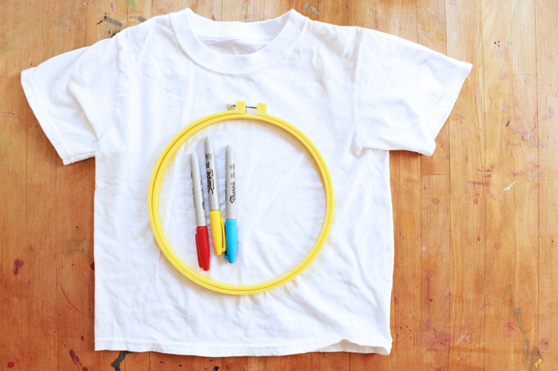 How To Do Sharpie Tie Dye Babble Dabble Do