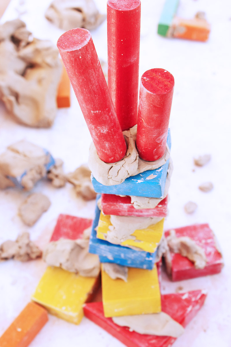 clay projects for kids
