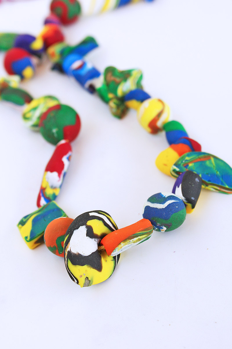 Polymer-Clay-Beads