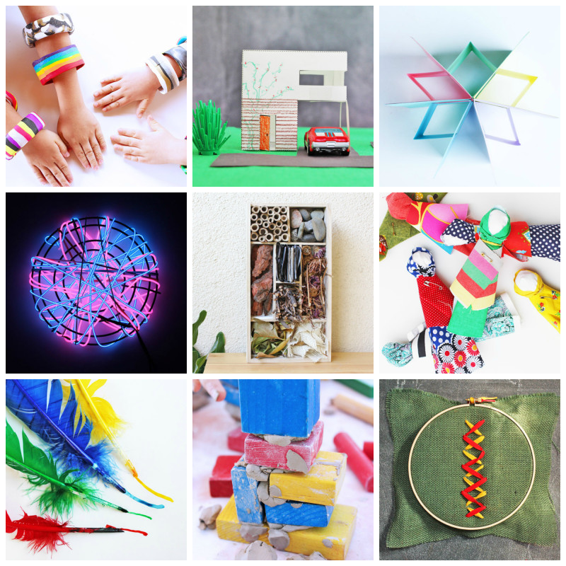 design projects for kids