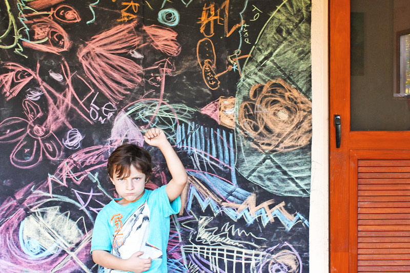 Easy Art Activities For Kids Washable Graffiti Babble Dabble Do