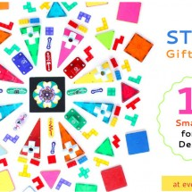 STEAM Gift Guide: Smart Toys for Little Designers