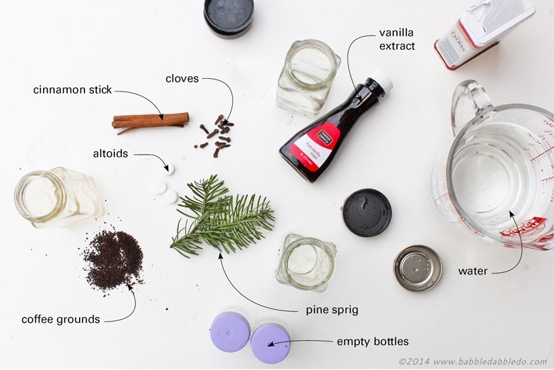easy science for kids  winter scent lab