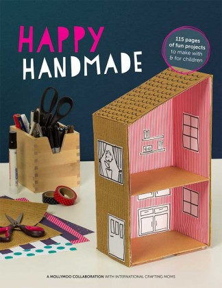 Crafts for Kids: Happy Handmade eBook