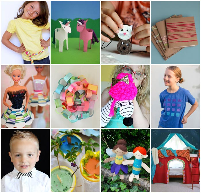 Crafts For Kids Happy Handmade Ebook Babble Dabble Do