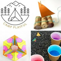 Camp Playful | A Virtual and FREE Camp