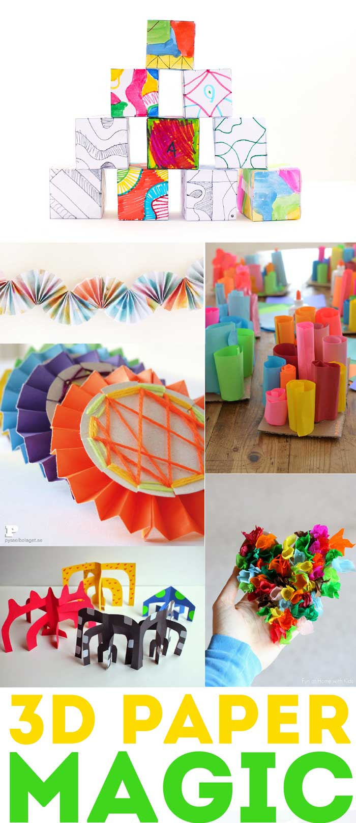 60 Rockin Paper Crafts Babble Dabble Do
