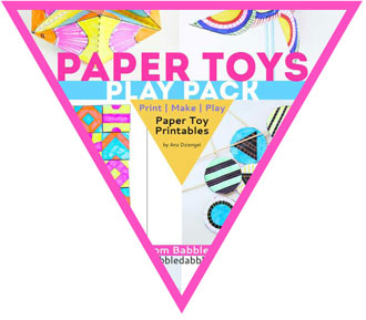 7 Paper Toys You Can Make At Home Templates Tips And Ideas To