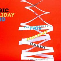 Magic Trick for Kids: Walk Thru A Card