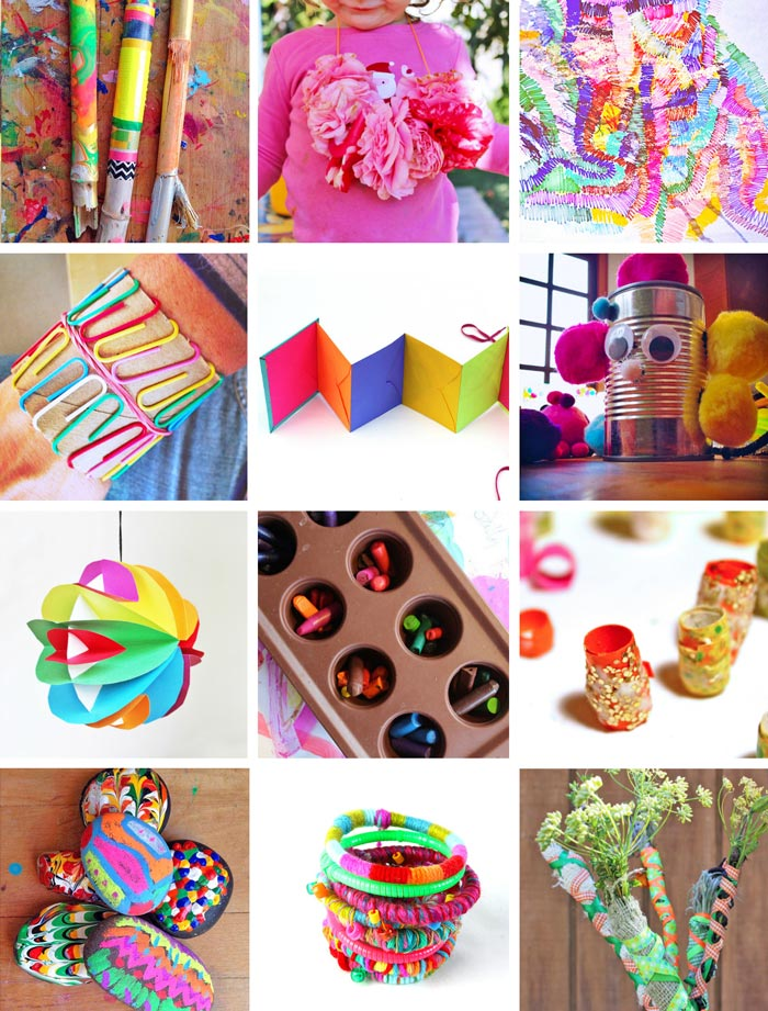 80 Easy Creative Projects For Kids Babble Dabble Do