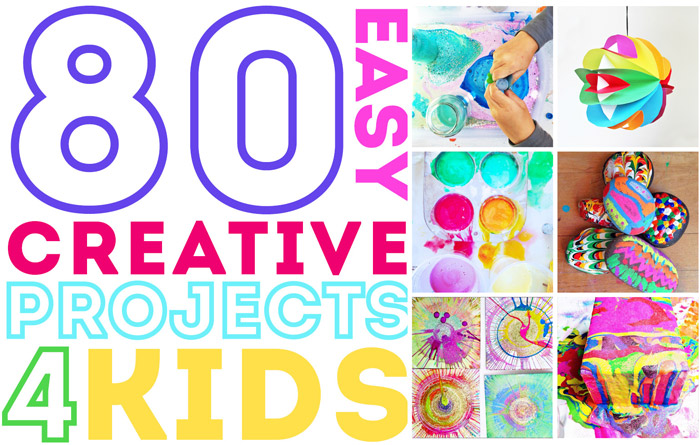Swell 80 Easy Creative Projects For Kids Babble Dabble Do Gmtry Best Dining Table And Chair Ideas Images Gmtryco