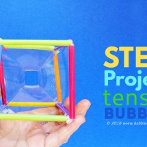 STEM Project: Tensile Bubbles