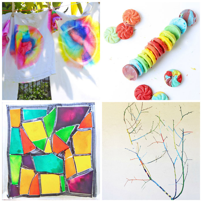 75 of the Best Arts and Crafts Projects. Art Projects for Kids