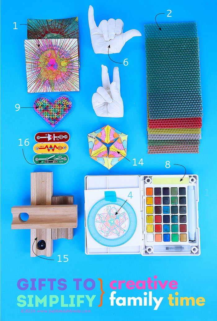 These Gift Ideas Will Make Creative Family Time Fun And Stress Free