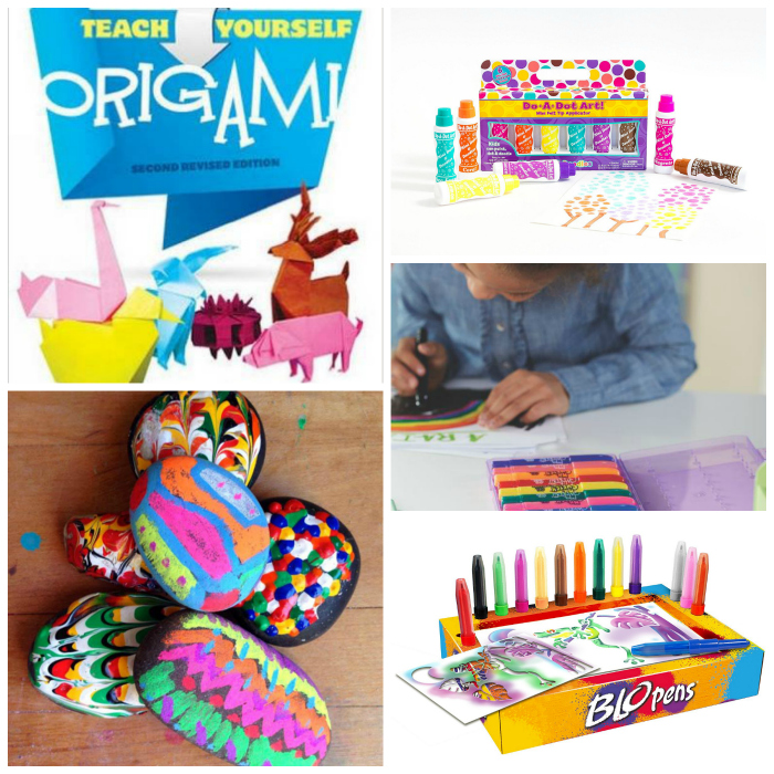 These gift ideas will make creative family time fun and stress-free!