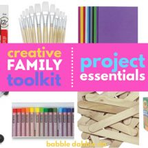Creative Family Toolkit