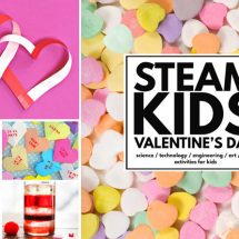 Valentine's Day Ideas: STEAM Kids Valentine's Day eBook
