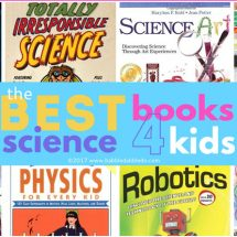 Follow Their Interest: The Best Science Books for Kids