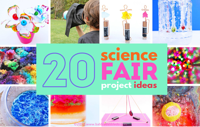 20 Science Fair Projects That Will Wow The Crowd