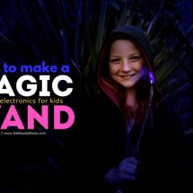 Simple Electronics: How to Make a Magic Wand