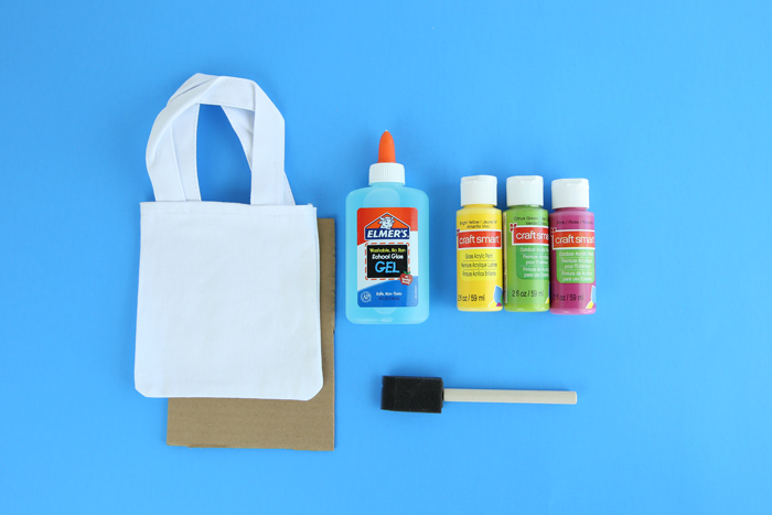 Glue Batik: Learn how to do batik style fabric art with this kid-friendly technique!