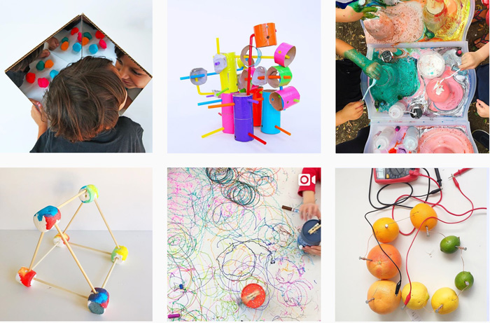 Diy spin art art spinners from steam play learn babble dabble do pin it on pinterest make spin art using diy solutioingenieria Images