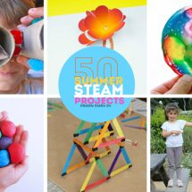 The Best Summer Activities for Kids (with a STEAM Twist)