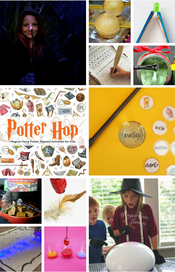 11 Of The Best Harry Potter Activities For Kids Babble Dabble Do