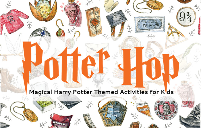 graphic about Harry Potter Activities Printable named 11 of The Easiest Harry Potter Functions for Children - Babble