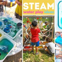 10 Irresistible STEAM Water Activities for Kids