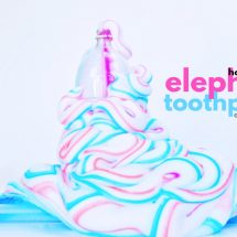 Amazing Science: How to  Make Elephant Toothpaste