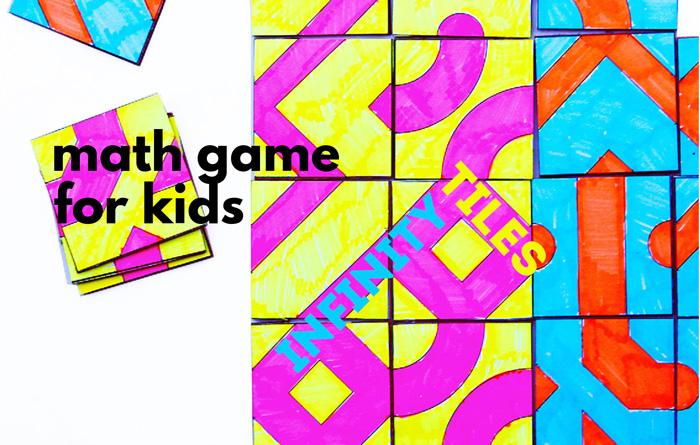 Math Game Idea: Infinity Tiles