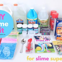How to Make Your Own Massive DIY Slime Kit