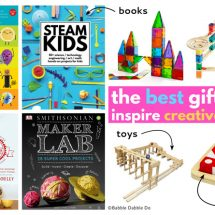 The Best Gifts To Inspire Creative Kids