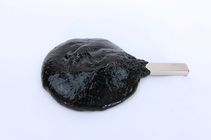 The creepiest slime ever...learn how to make magnetic slime and the science behind it!