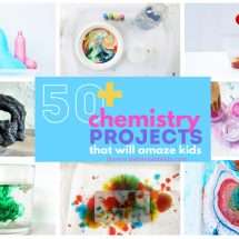 50 Chemistry Projects That Will Amaze Kids!