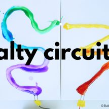 How to Make Salty Circuits: A Simple Circuit Project for Kids