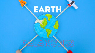 Awesome Earth Day Activity: Make an Earth Balancer