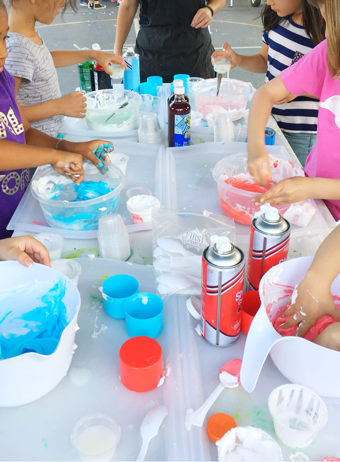 Learn all about the chemistry behind slime.