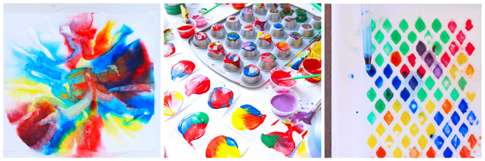 75 of the Best Arts and Crafts Projects. Process Art Projects